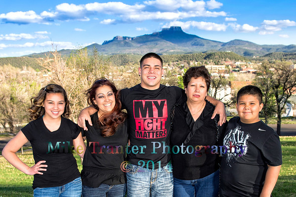 Sanchez / Rivera Family Portrait 2014