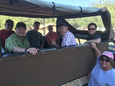 9-24-16 PM Hummer Princess group tour
