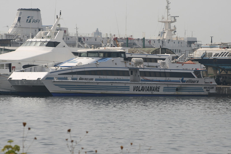 2008 - HSC MARIA SOLE LAURO laid up in Napoli.