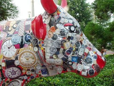Cow Parade Atlanta