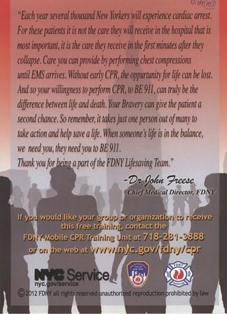 20140517 FDNY CPR Training (Fort Wadsworth, NY) JPG