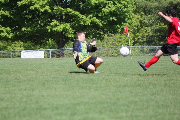 Soccer - May 19, 2012