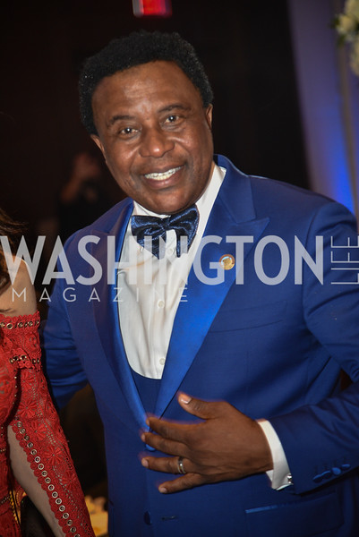 Emmanuel Irono, TIS Foundation, 25th Anniversary Gala, Marriott Marquis, June 6, 2019, photo by Ben Droz.