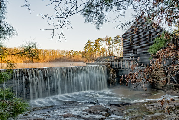 Yates Mill, North Carolina