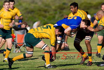 PINDAN Premier Grade Major Semi Final Nedlands vs Associates 15.09.2012