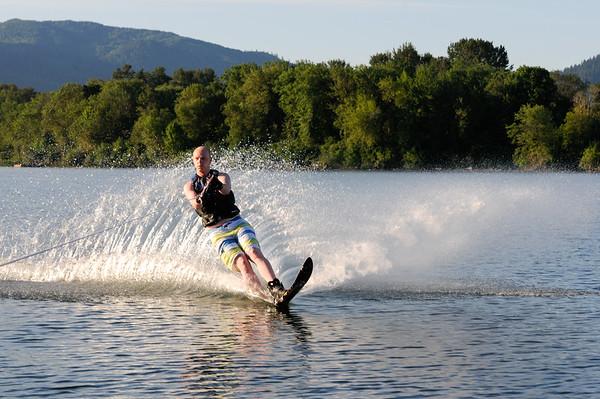 Wakeboarding June 20, 2015