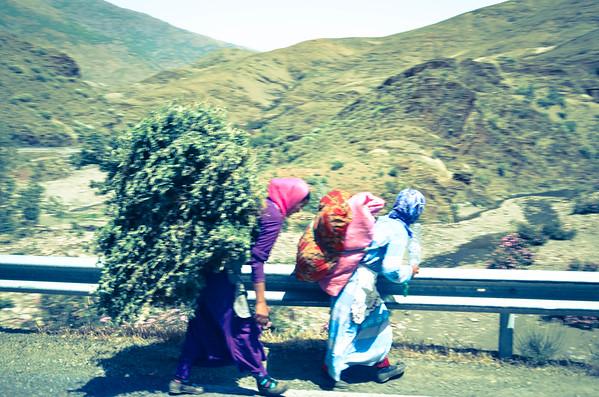 The Road to Merzouga