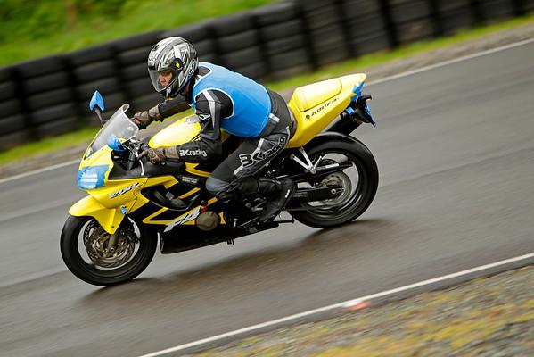 Honda - Yellow F4i