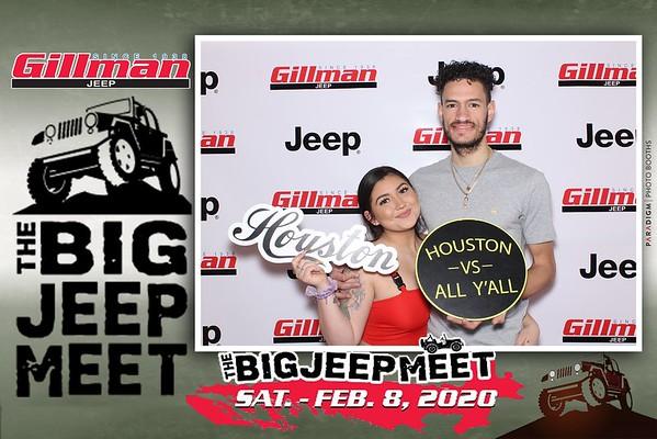 The Big Jeep Meet 2020 - Photos