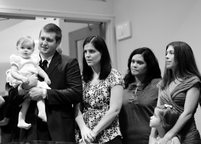 Emma and her baptism