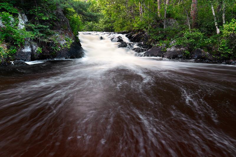 Summer Currents - Eighteen Foot Falls (Dunbar Township)