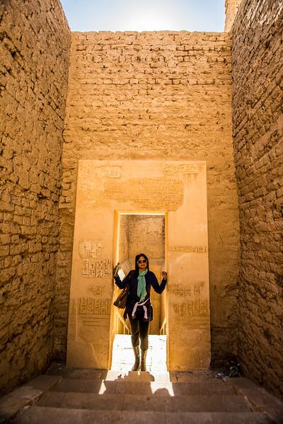 Al Asasif Tombs @ Luxor, Egypt