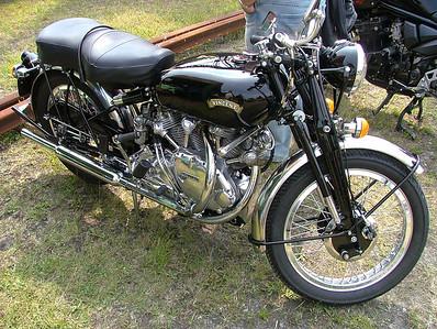 Astley Classic Bike Show