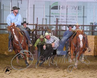 Kamsack & District Indoor Rodeo (15th Annual) - Slack