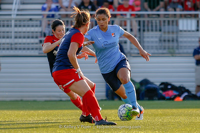 Washington Spirit v Sky Blue FC (25 Jun 2016)