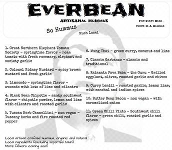 Everbean Hummus