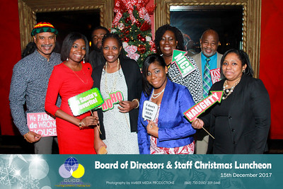 Clico Credit Union Board of Directors and Staff Party