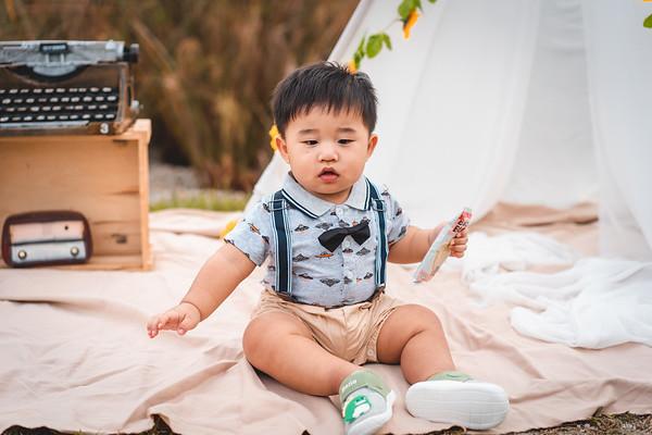 Xinye & Si Jie Family Photos