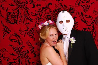Photo Booth - Erin & Rob's Wedding