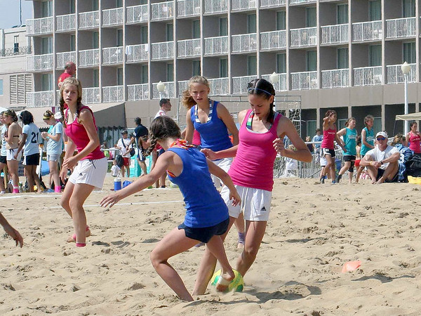 2009 North American Sand Soccer Championships