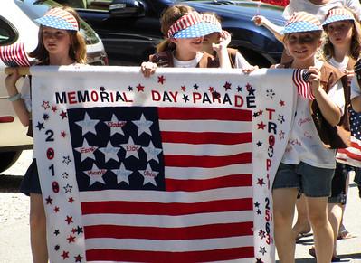 2010 South Salem Memorial Day parade