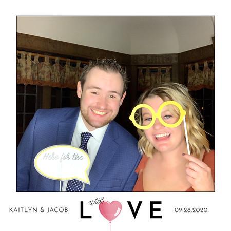 Kaitlyn + Jacob Wedding