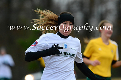 PAO RDA u16 Girls vs Scarborough