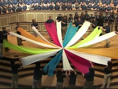 Children's All-State Honor Choir