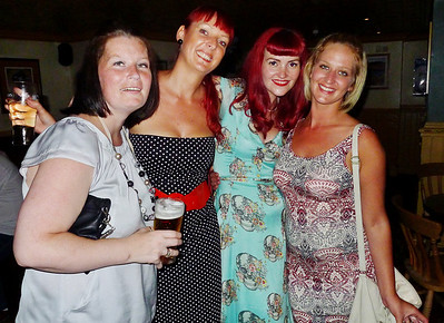 NORTHERN SOUL & MOTOWN NIGHT, THE ANCHOR, LINCOLN, 13th JULY 2013