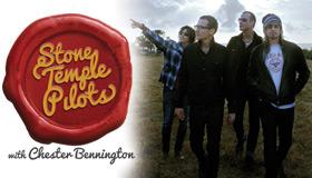 Stone Temple Pilots w/ Chester Bennington