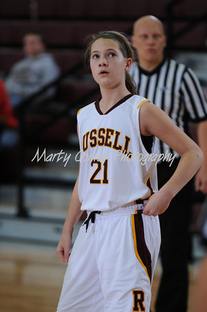 2014 Russell vs. Lewis County Girls (JV/V)