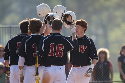 Walker Baseball, Mt Pisgah, Apr 11