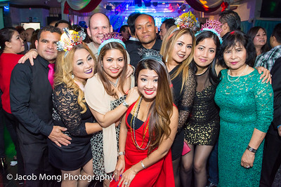 New Year's Eve Party (Legend):  December 31, 2016