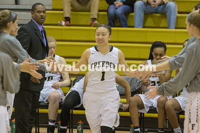Girls Basketball: Freedom vs. Liberty Conf 22 Champ 2.16.2017 (By Jeff Scudder)