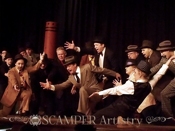 """""""Guys and Dolls"""" - Waterville Playshop"""