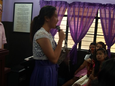 Salvation Celebration Sunday