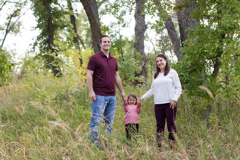 Kilgore Family at McKay Lake