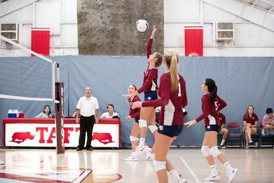 10/2/19: Varsity Volleyball v Hotchkiss