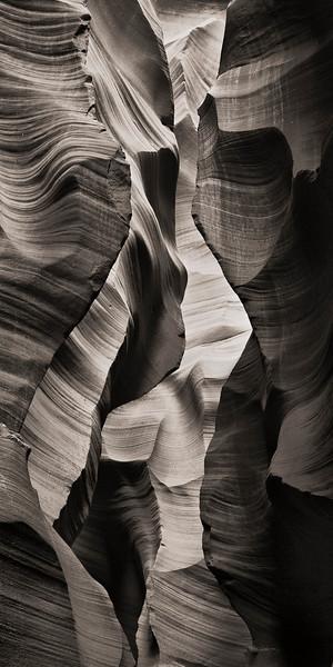 Sculptured Grains of Sand