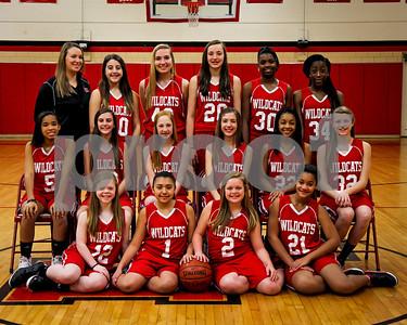 2014 LHJH Girls Basketball