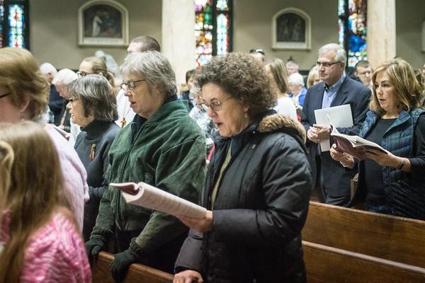 2017-11-23 Thanksgiving Mass