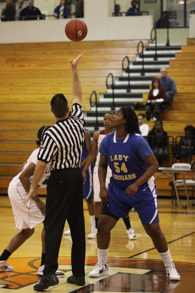 McDonald's Invitational: Crisp Vs. Lowndes Girls