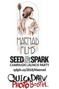 Maenad Films Seed&Spark Launch Party
