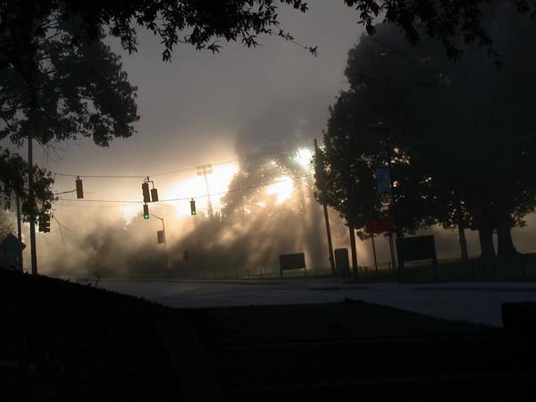 2003-10-16 - Misty Day