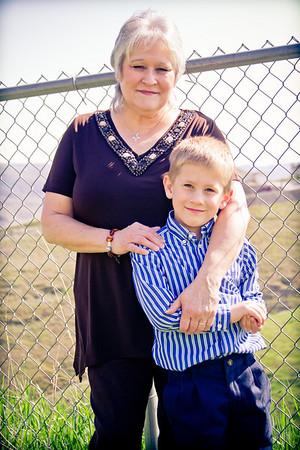 Grandma & Kaden