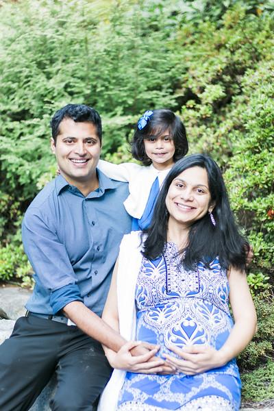 Khyati Maternity Shoot