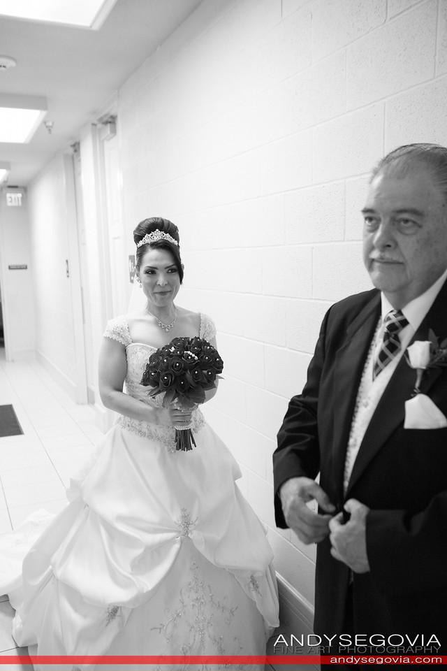 Gabrielle + Luis Wedding