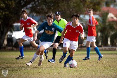 Rhino 16s v Canberra FC