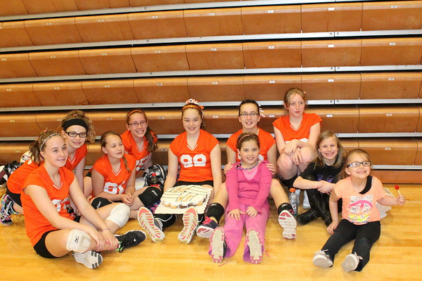 Cass County Club Volleyball