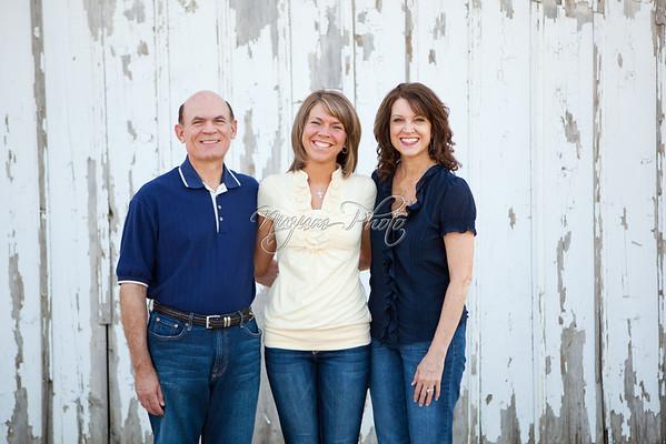 May 2012 - Teri and Family